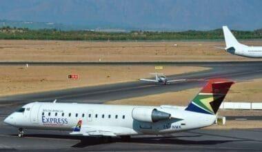 CRJ200 SA Express
