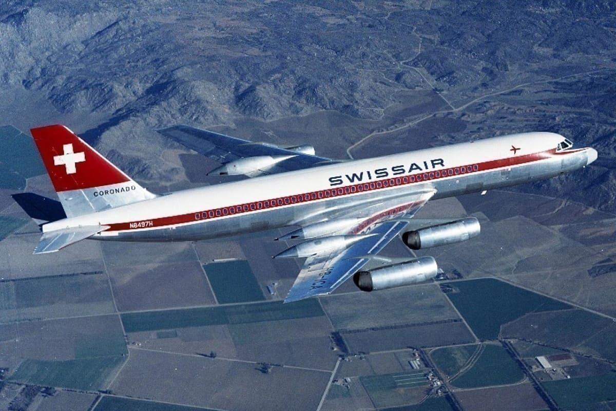 Swiss Air 990