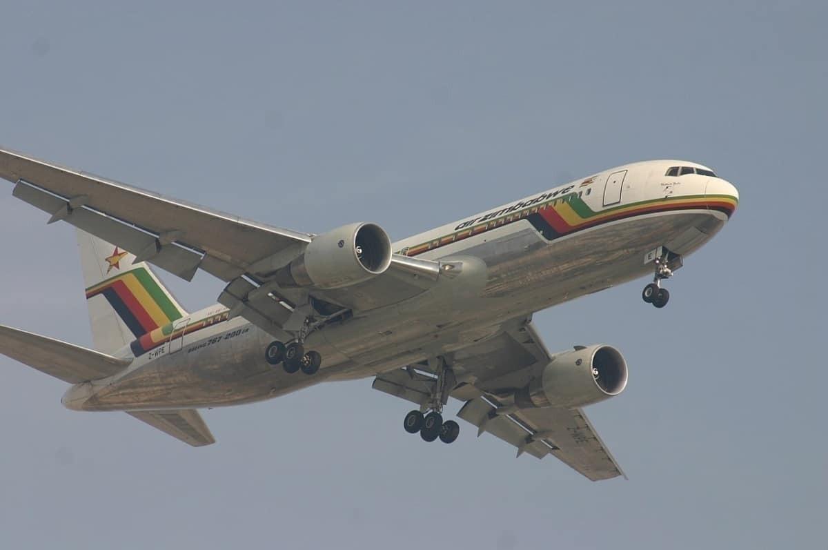 air-zimbabwe-boeing-767