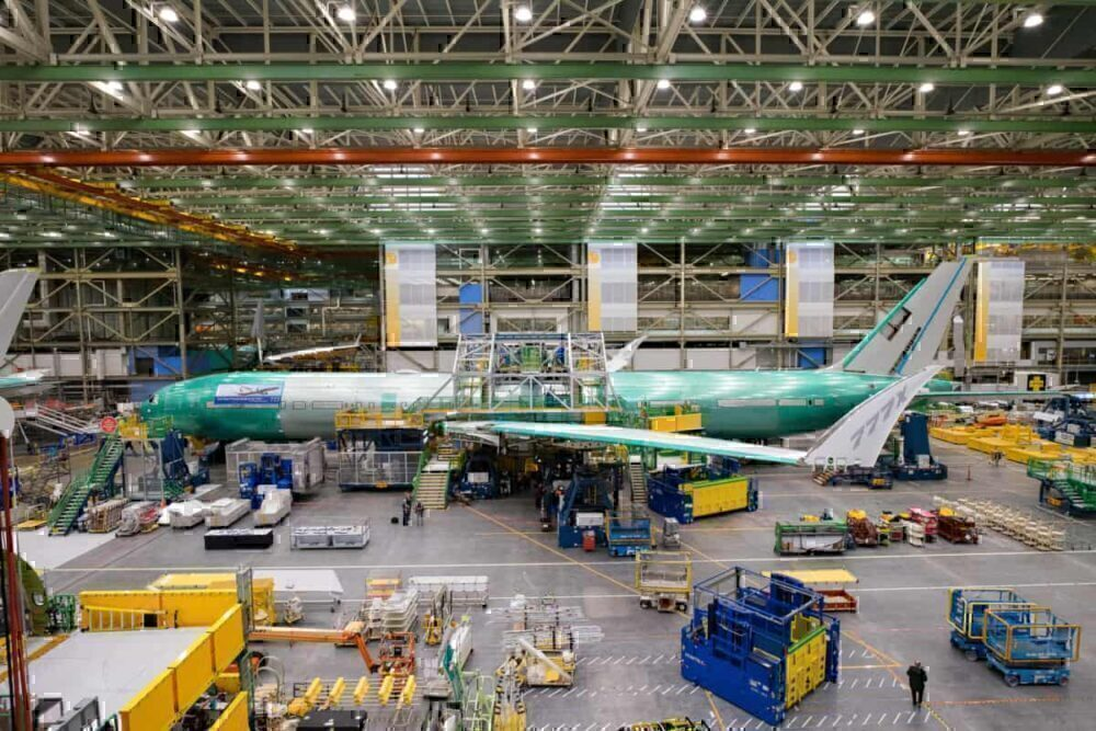 Boeing 777x, Delivery Delay, 2022
