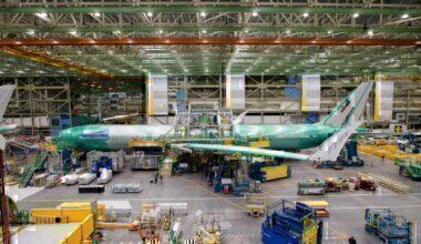 Boeing 777x, Delivery Delay, 2022
