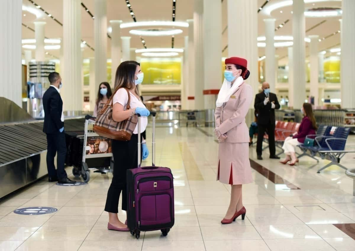Emirates offers passengers free Covid-19 medical cover
