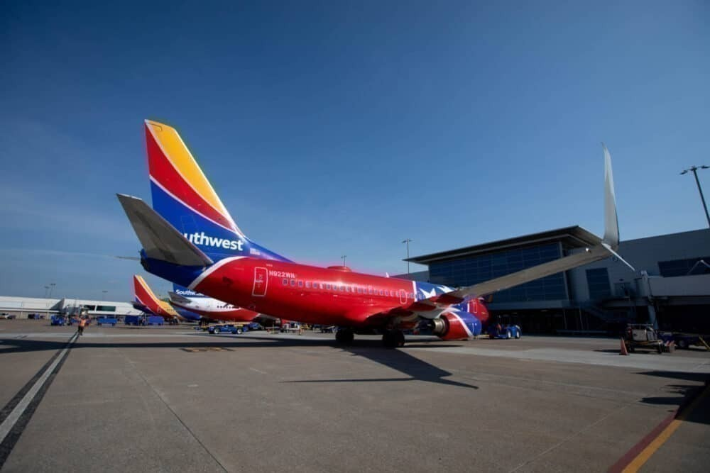 Southwest Airlines Moves Into Swanky New Concourse In Nashville
