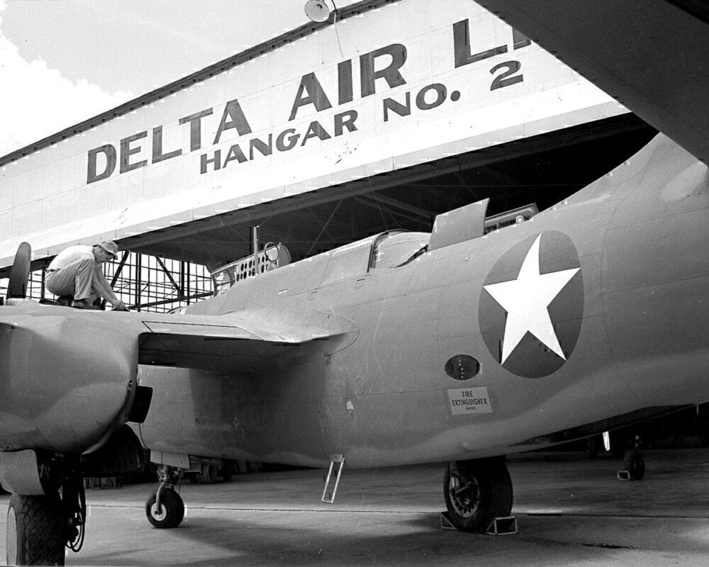 Delta WWII