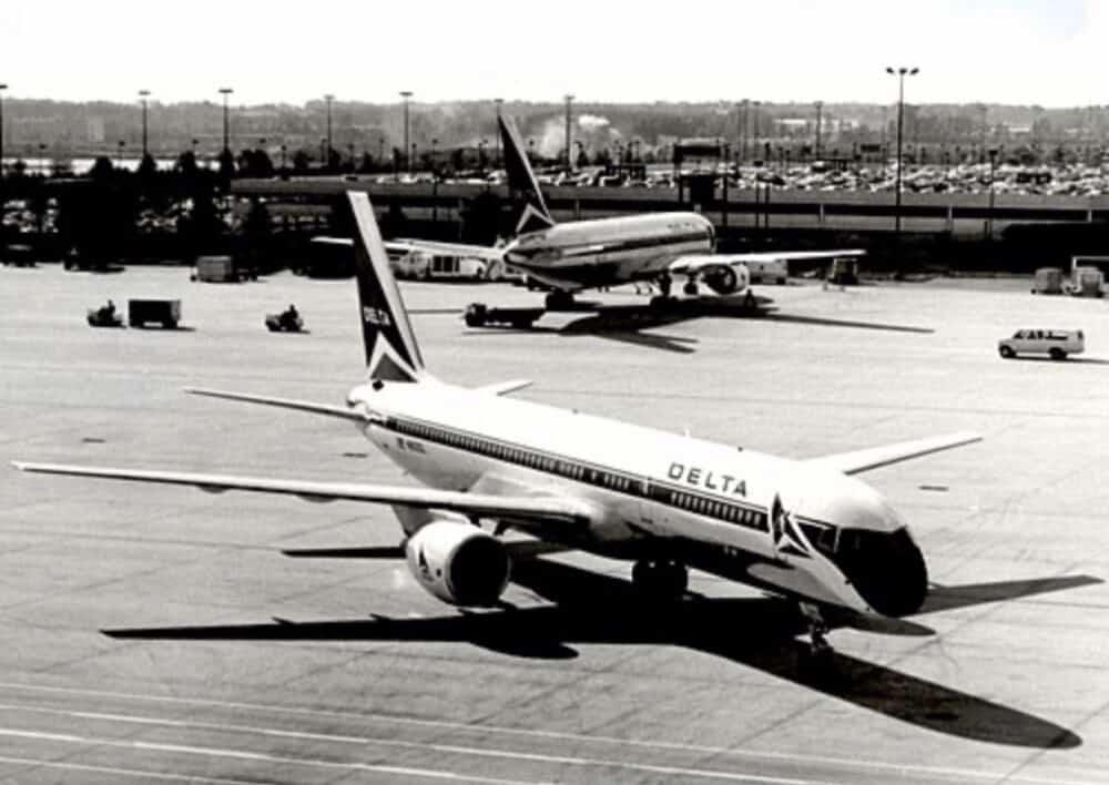 Delta 757 Classic