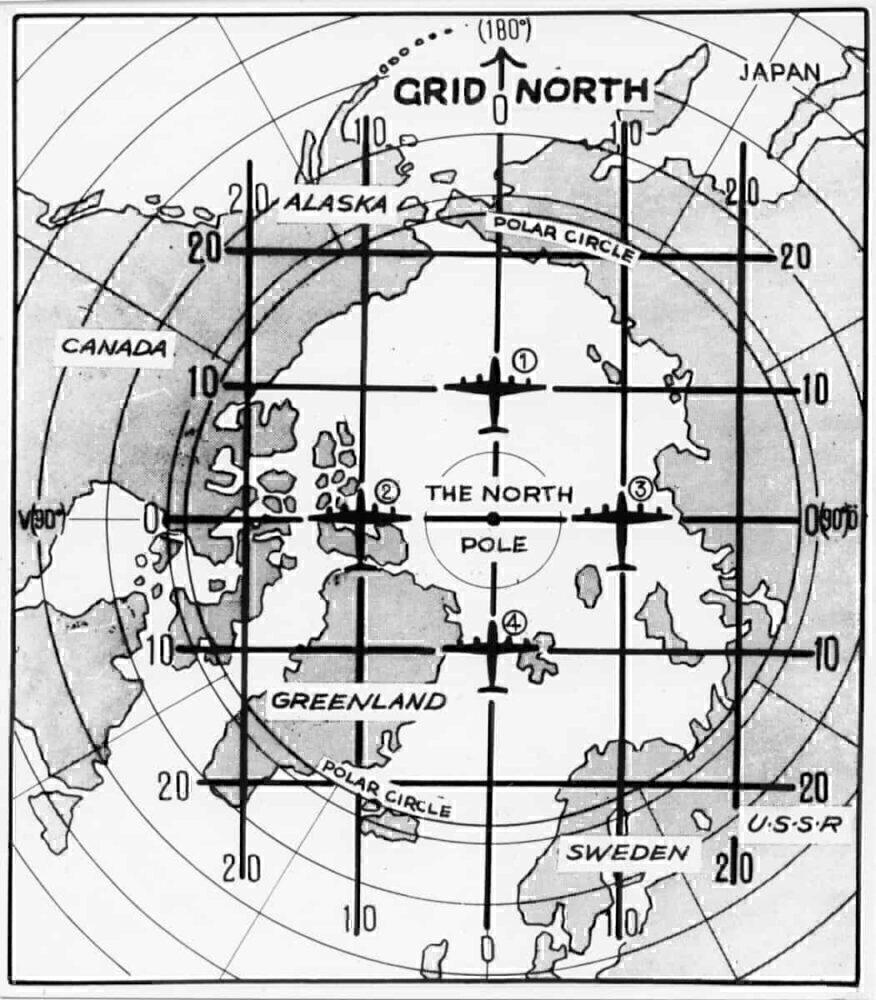 The Greenwich Grid
