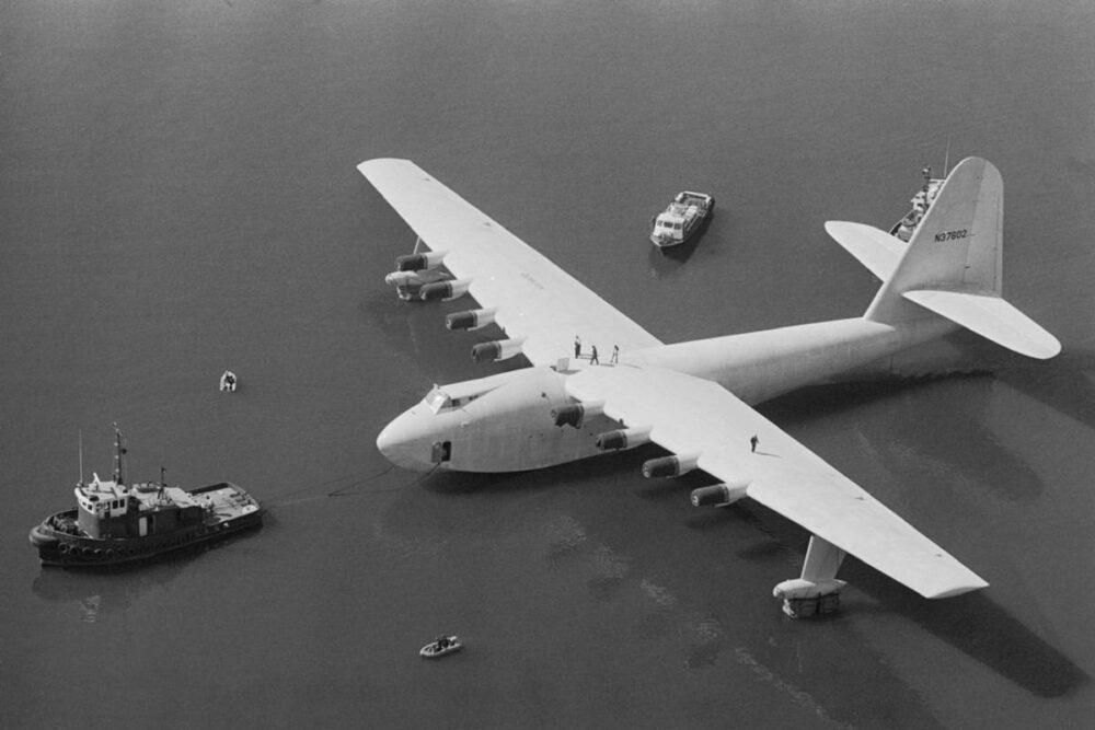 Howard Hughes Spruce Goose