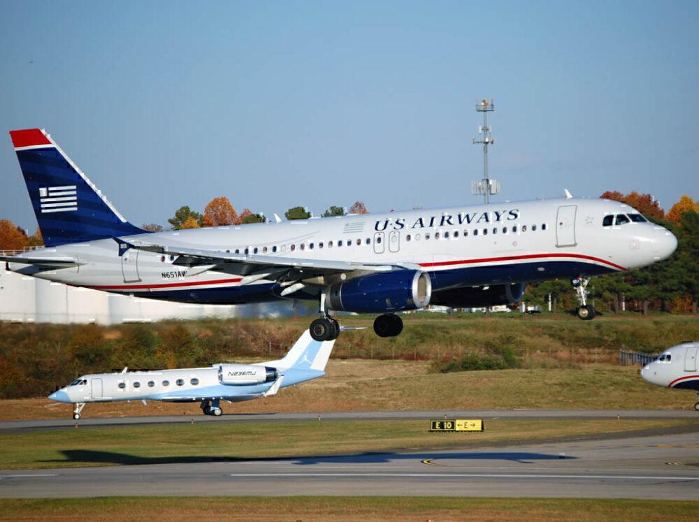 US Airways A320