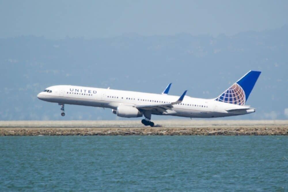 United 757 San Francisco
