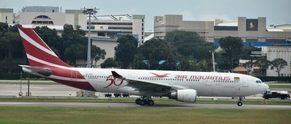 Air Mauritius A330