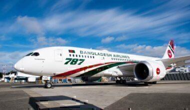 Biman Bangladeshi Airlines Dhaka to Toronto