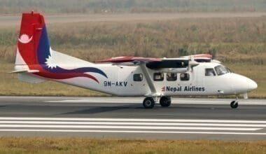 Nepal Airlines Harbin Y12