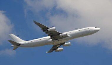 A340 Hi Fly conversion
