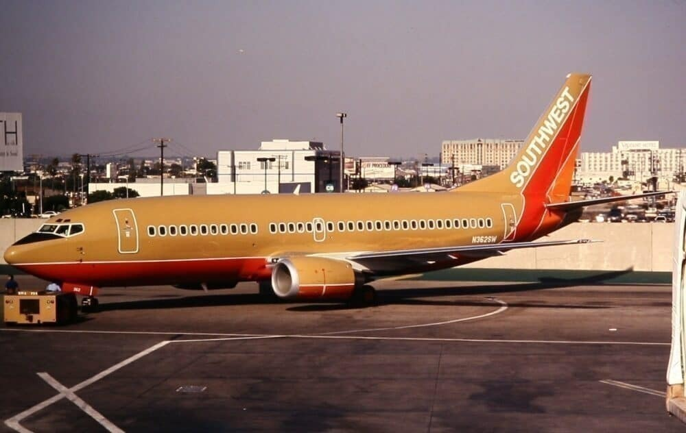 The History Of Southwest Airlines