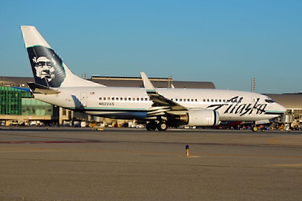 The Oldest Aircraft In Alaska Airlines' Fleet