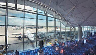 Hong Kong International Airport HKIA