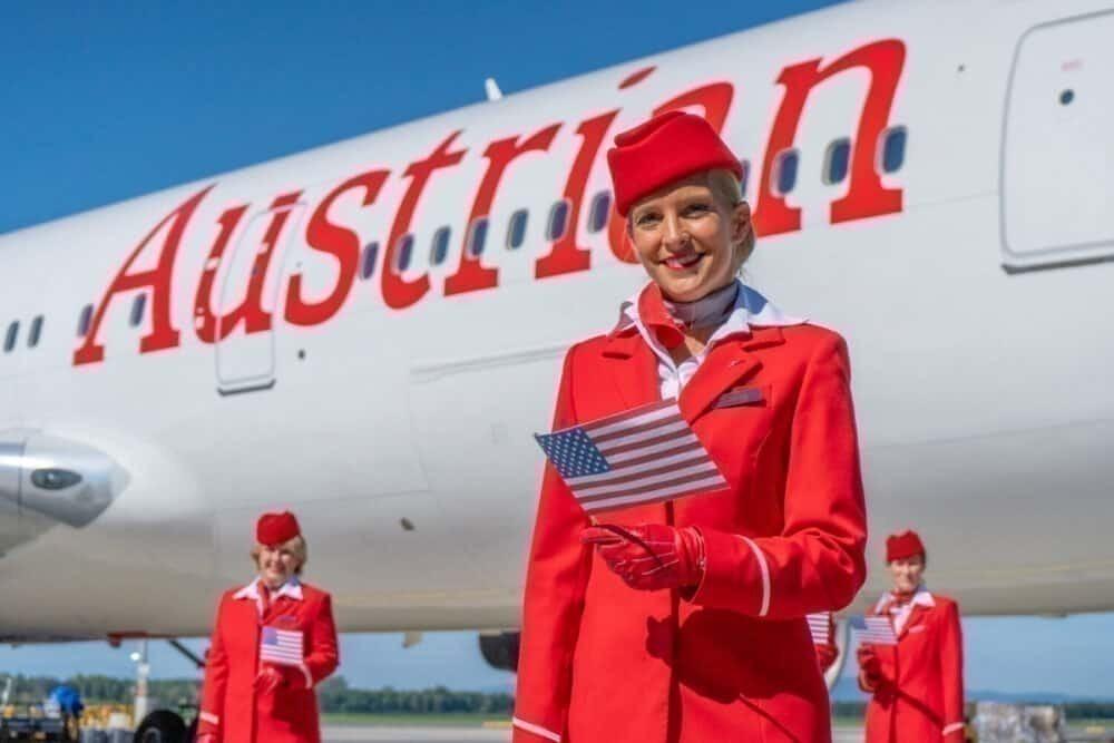 Austrian Airlines, COVID-19, Flight Ban