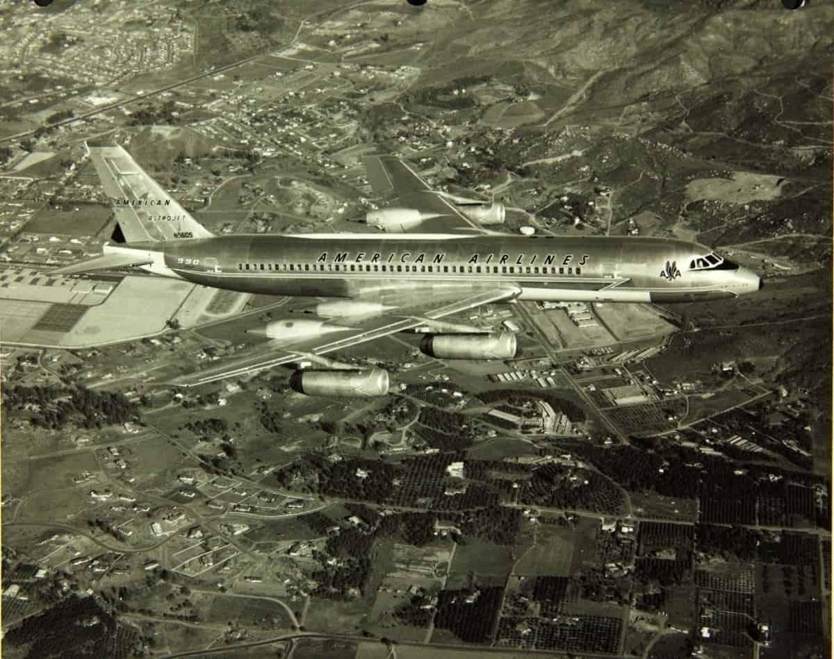 The History Of The Convair 990 Coronado