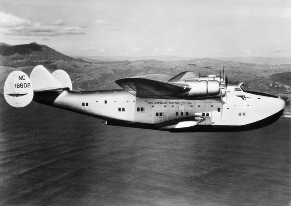 Pan Am Pacific Clipper