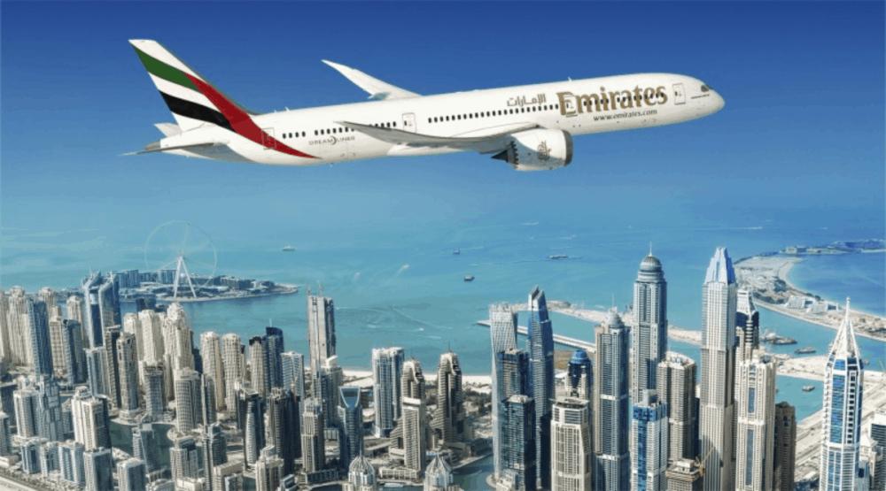 emirates 787