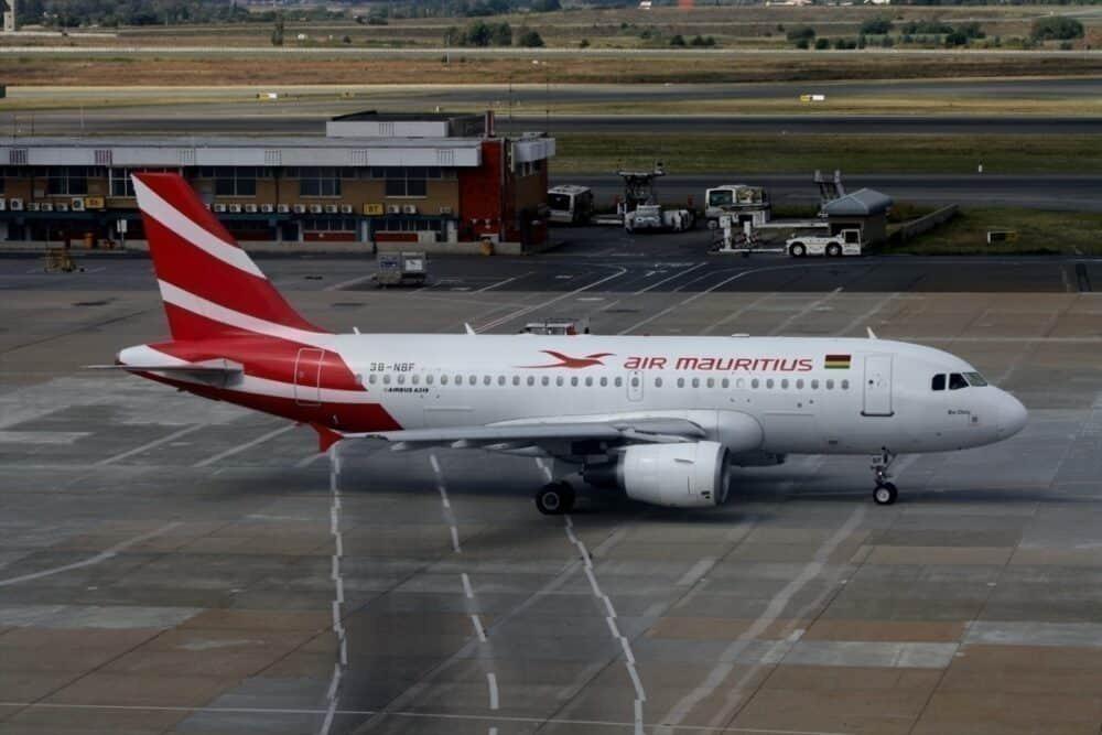 Air Mauritius A319
