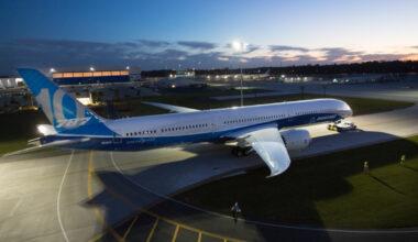 Boeing, 787, Dreamliner name