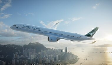 Cathay Pacific DElay deliveries