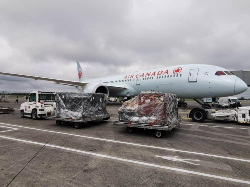 Air Canada 787-9 Dreamliner