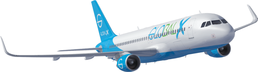 Airline Startup Of The Week - Atlantic City's Global Crossing ...
