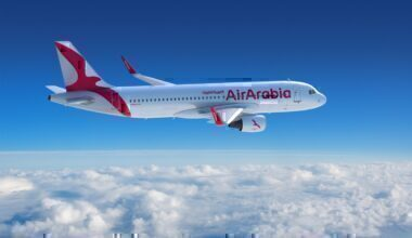 Air Arabia Abu Dhabi launch