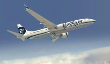 Alaska Airlines 737-MAX8 Artwork