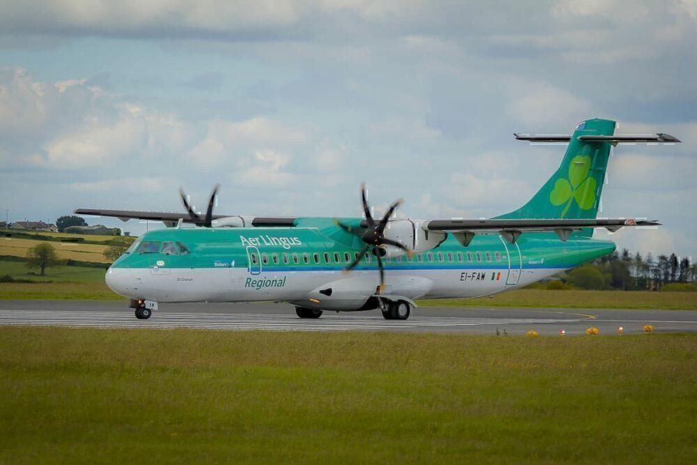 Aer Lingus Regional, ATR 72-600