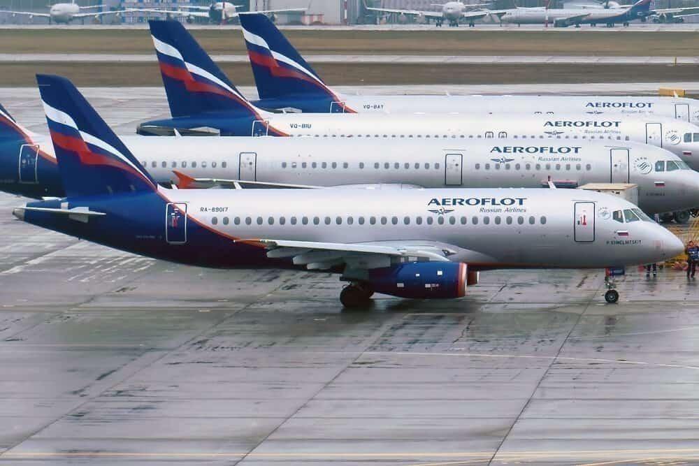 Aeroflot lets Superjets go to Rossiya
