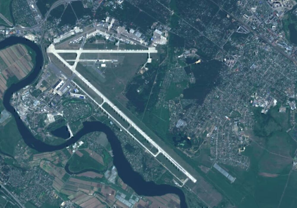 Zhukovsky airport