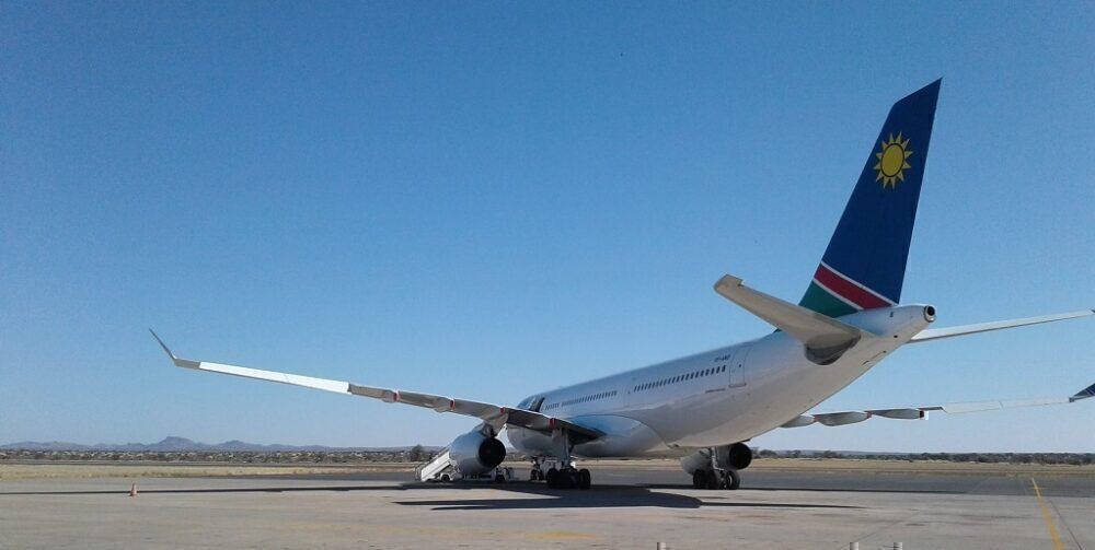 Air Namibia suspension overturned in court