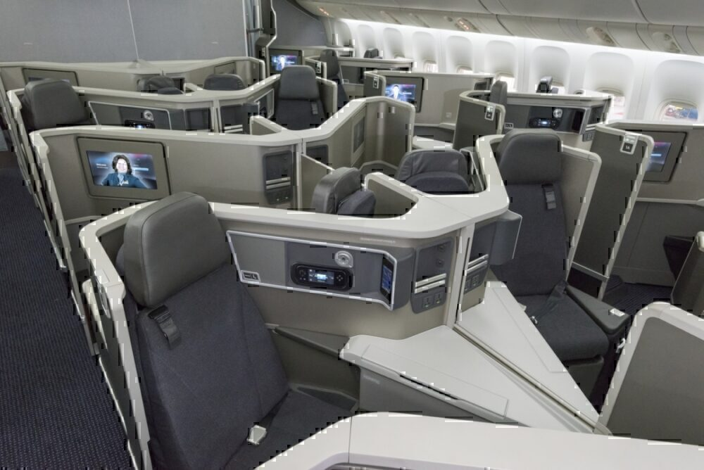 American Airlines Flagship Business