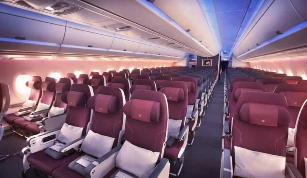 Qatar Airways Economy