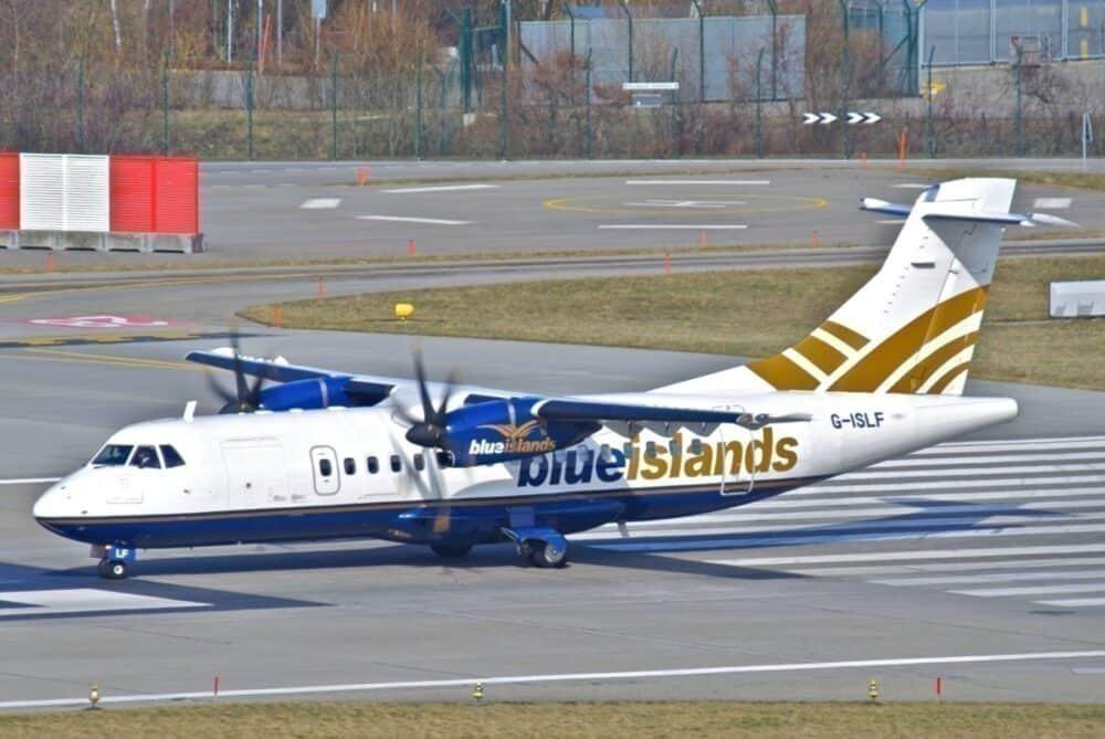 Blue Islands ATR