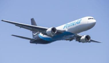 Amazon Air 767 Getty