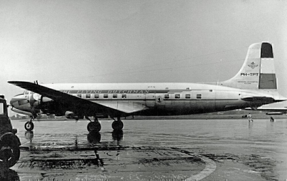 Transavia history