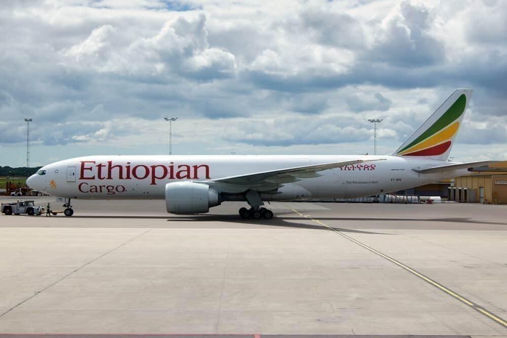 Ethiopian 777F