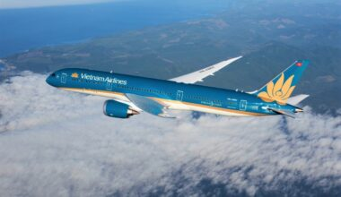 Vietnam Airlines masks United States