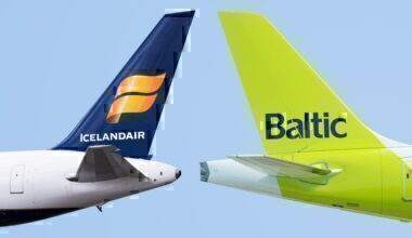 icelandair airbaltic codeshare