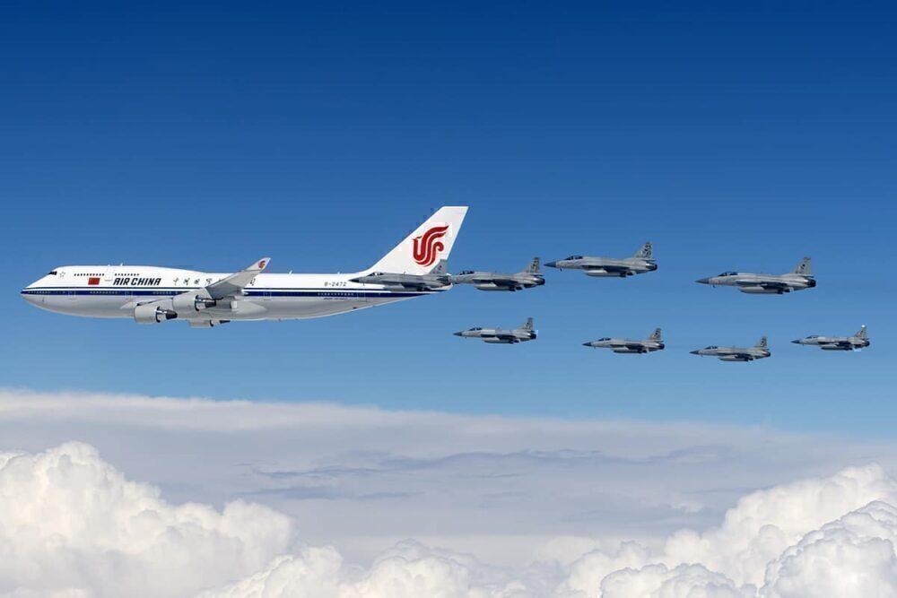 China 747
