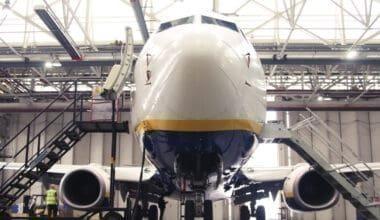 Ryanair, COVID-19, Maintenance