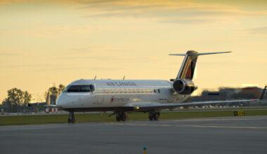 Air Canada Express-CRJ