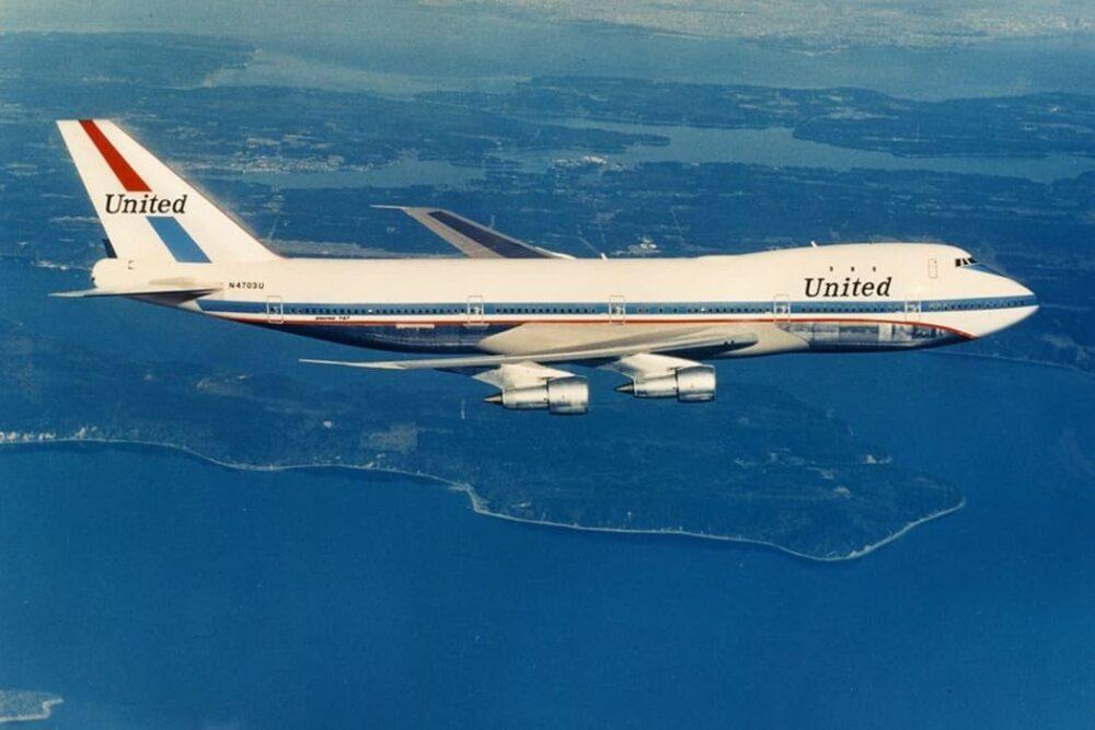 United 747 Classic