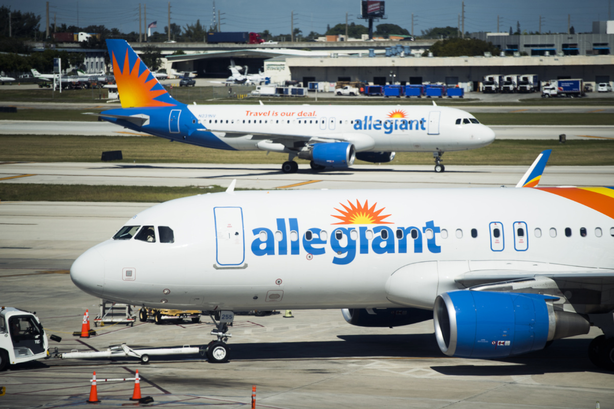 Allegiant Expands To Palm Beach And Others With 7 New Routes