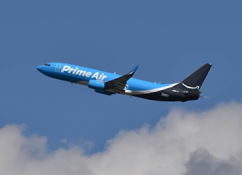 Amazon prime 737-800BCF Getty