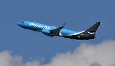 Amazon prime 737-800BCF Getty